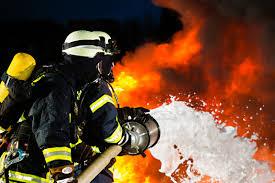 Feuerwehr im Einsatz Markus Schmidli